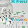 Number Recognition Bingo