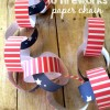Countdown To Fireworks Paper Chain