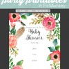 Customize Party Printables in PicMonkey
