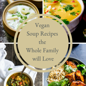 Vegan Soup Recipes the Whole Family will Love