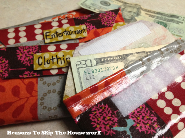 cash envelopes {Reasons To Skip The Housework}