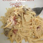 crockpot-cheesey-chicken-spaghetti