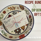 dip bowl gift