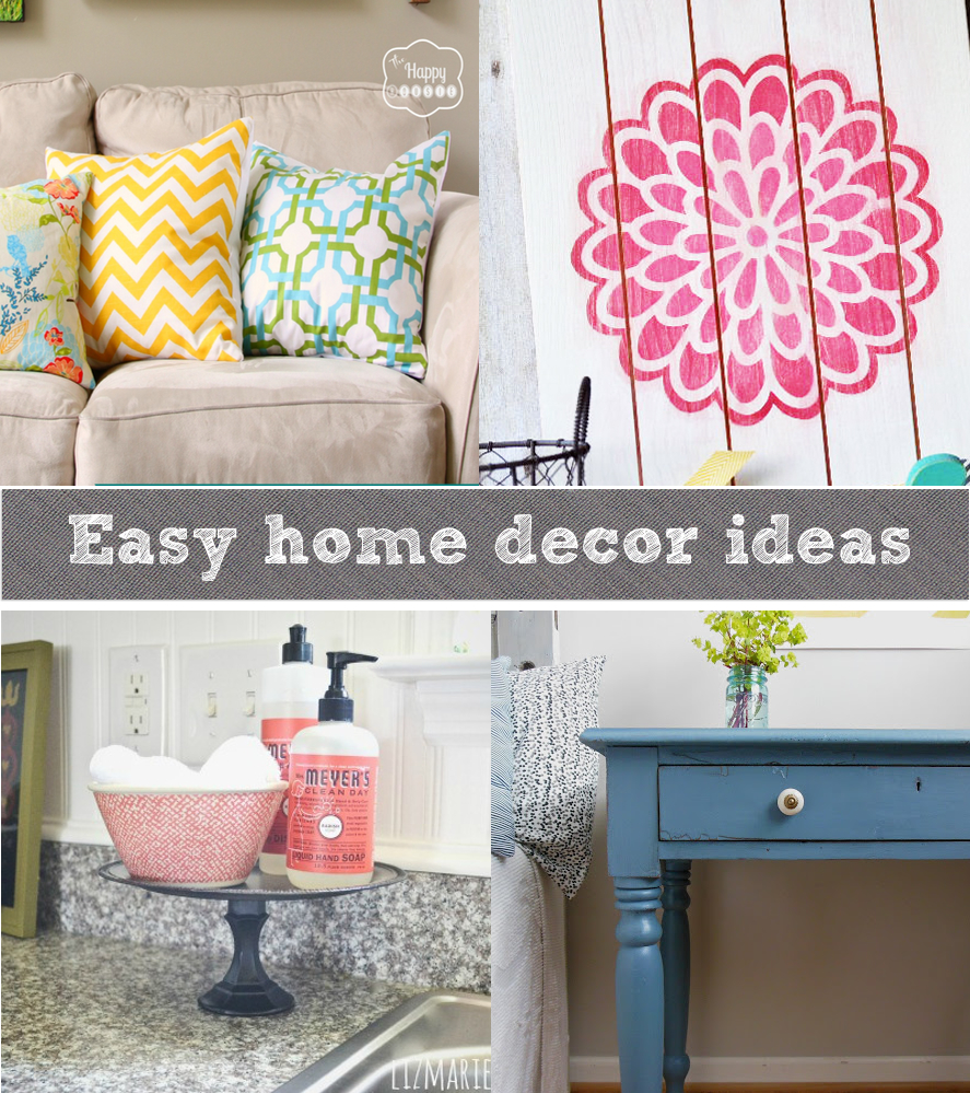 Easy Ways To Jazz Up Your Home Decor - Reasons To Skip The Housework