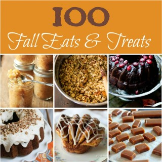 Fall Eats & Treats FB G+