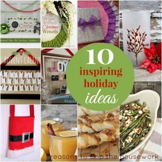 inspiring holiday ideas
