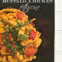 buffalo chicken fettuccine
