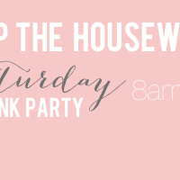 skip the housework saturday feature button