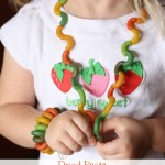 Pasta necklace & bracelet 1