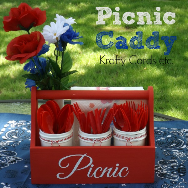 Picnic Caddy Square