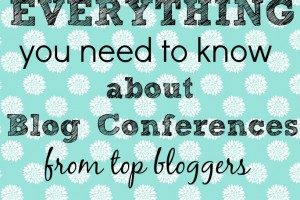 blogging-conferences