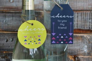 Free Drink Tag Printables