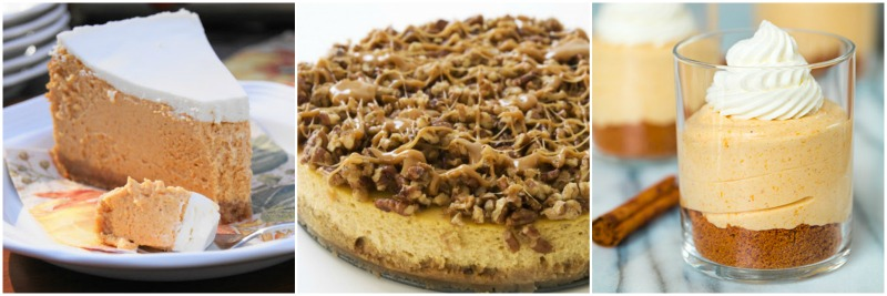 pumpkin cheesecake recipes 2