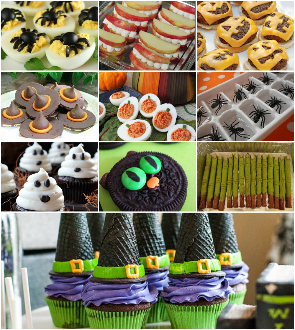 Halloween Party Food 1
