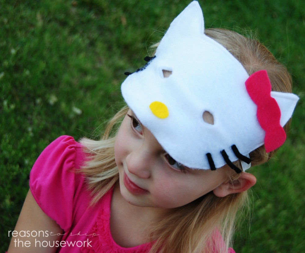 hello kitty mask 3