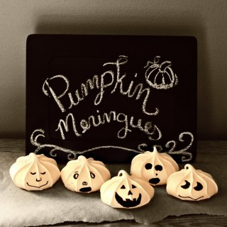 Make-Meringue-Pumpkins