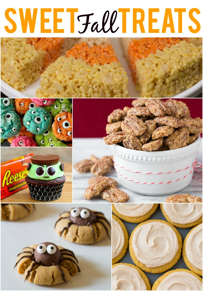 sweet fall treats