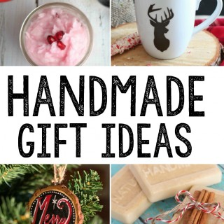 handmade gift ideas featured