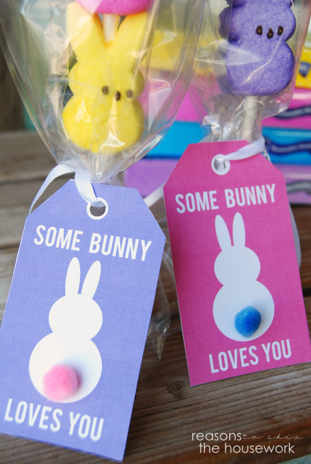 free printable some bunny loves you