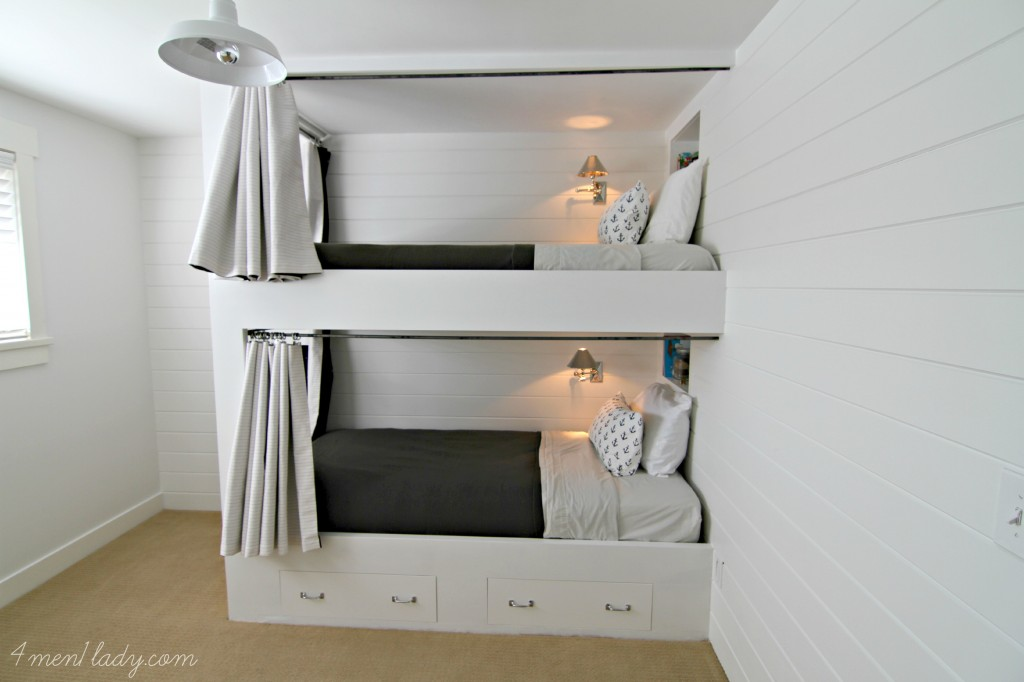 guest room bunk beds - Bunk Beds For Kids Plans