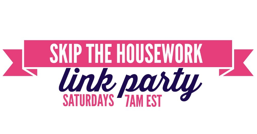 skip the housework link party