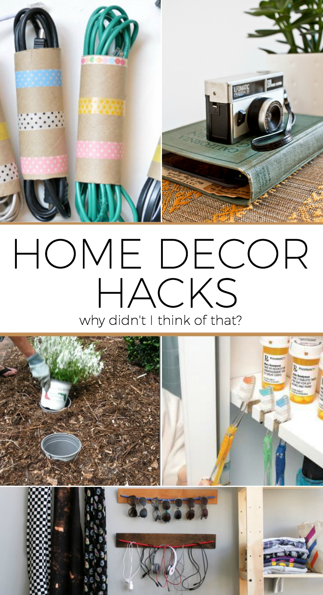 Home Decor Hacks