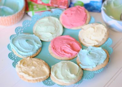 Jello Frosted Cookie Recipes