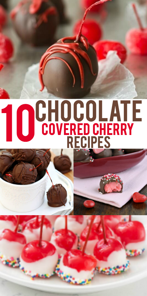 Chocolate Covered Cherries Reasons To Skip The Housework
