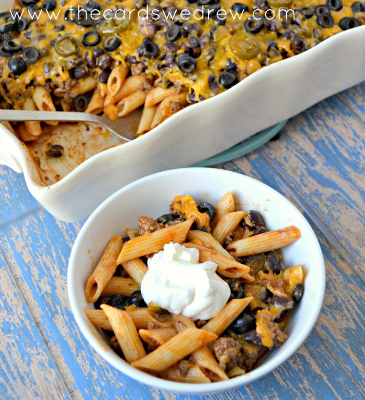 Pasta Bake Recipes
