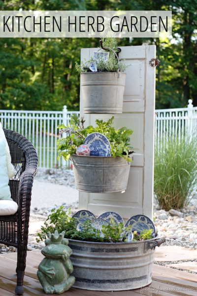 10 herb gardens for every space reasons to skip the housework - Herb gardens for small spaces gallery ...