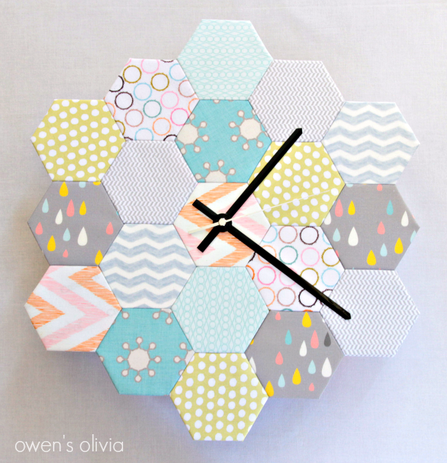 It's simple to Make Your Own Clock and add a special touch to your home decor.