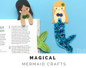 Mermaid Crafts