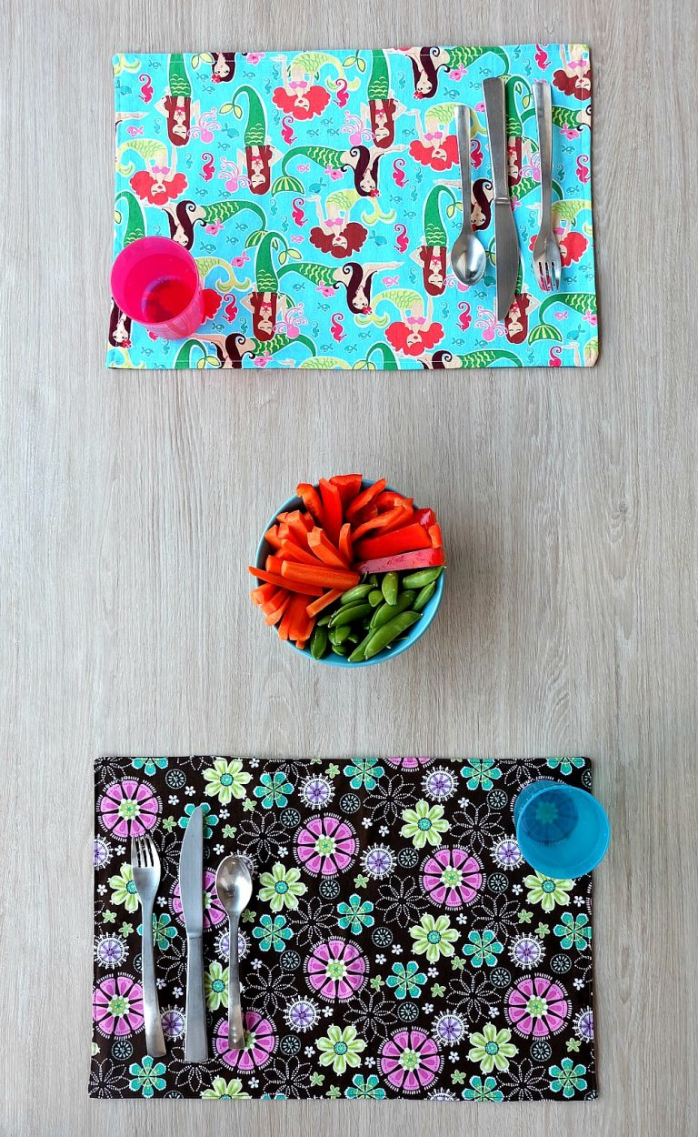 Whether you want to try your hand at sewing, or you already know how to sew, but don't have a lot of time, here are 10 simple sewing projects anyone can do.