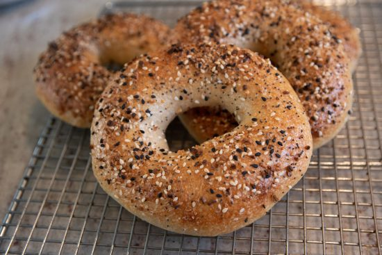 make your own bagels