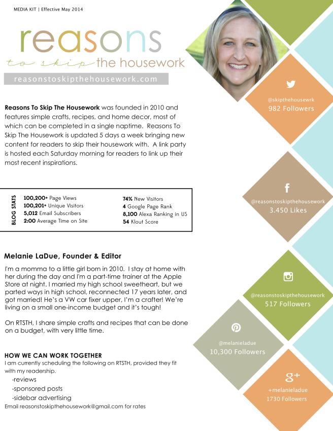 RTSTH media kit