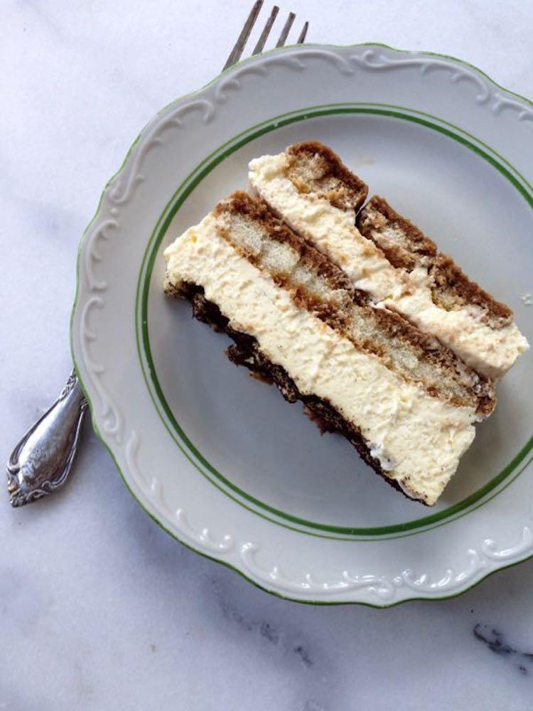 Italian Tiramisu Cheesecake