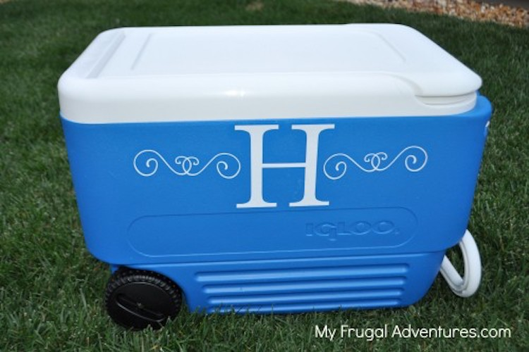 Fun drink cooler
