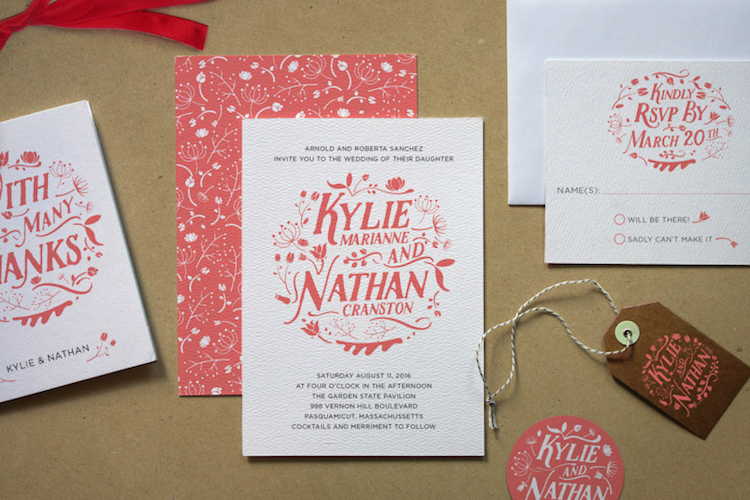 Personalized invitations