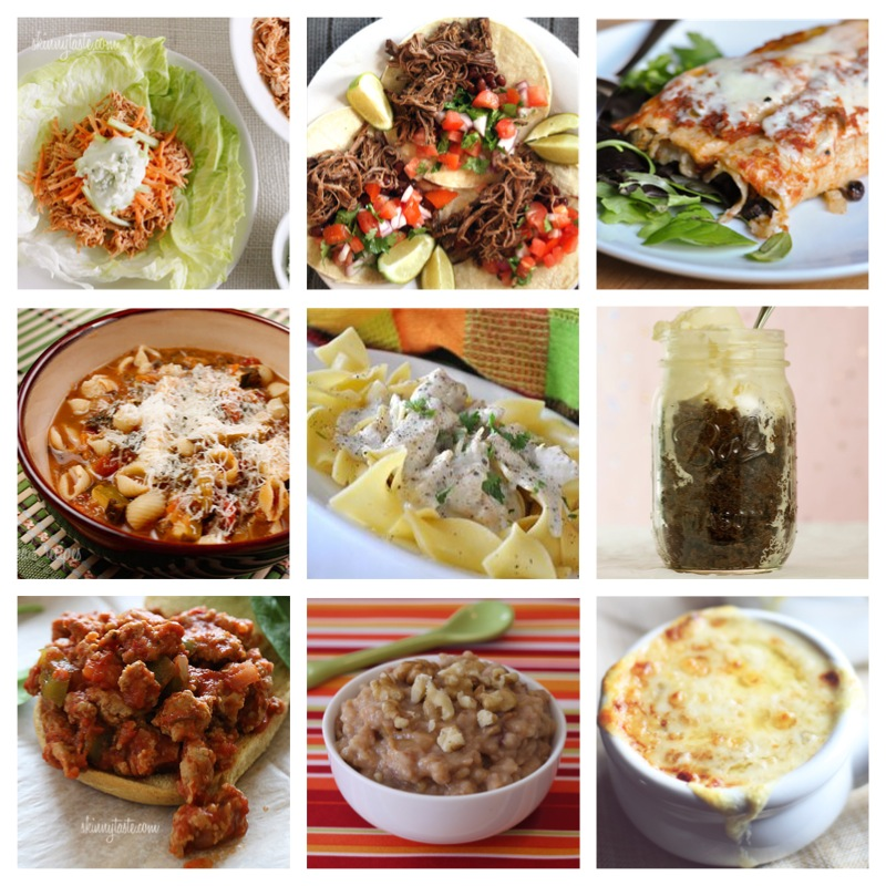 Skinny Taste Lettuce Wraps Recipes To Feed A Crowd Barbacoa Beef