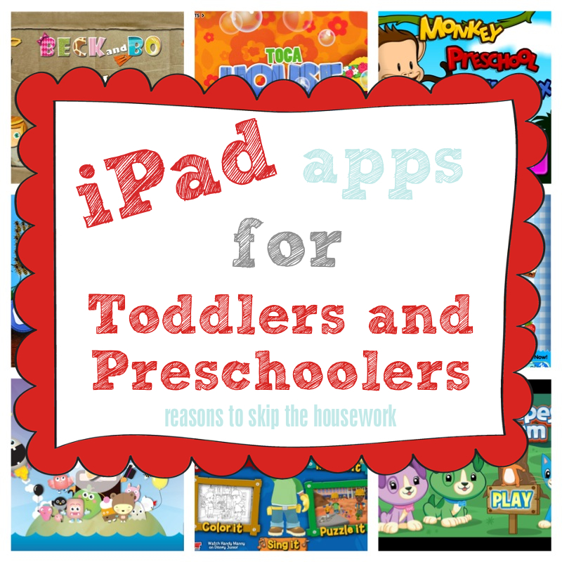 must have apps for iPad