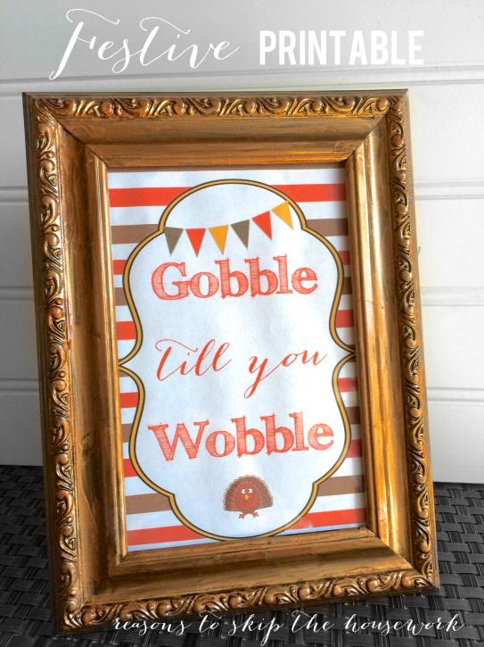 festive printable