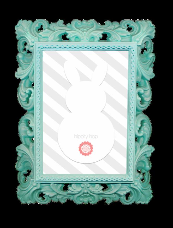 bunny butt frame 2