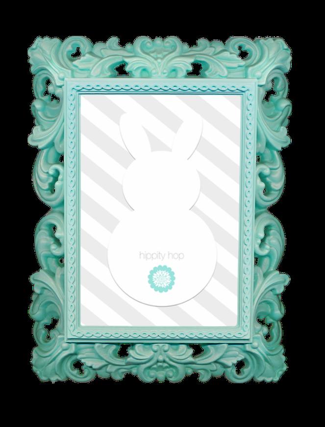 bunny butt frame