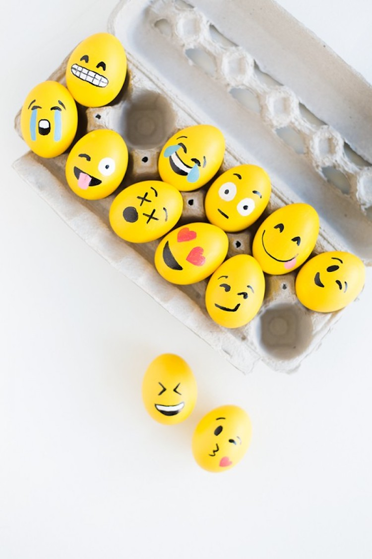 Emoji Easter Eggs