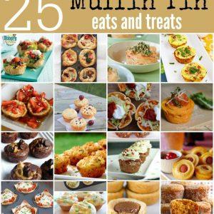 25 muffin tin treats