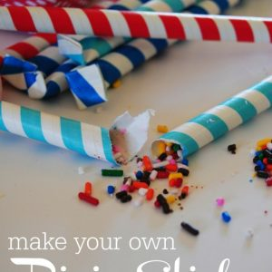 DIY pixie sticks