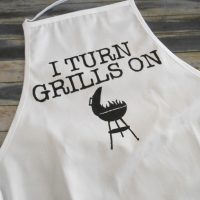 Father's Day Grill Apron
