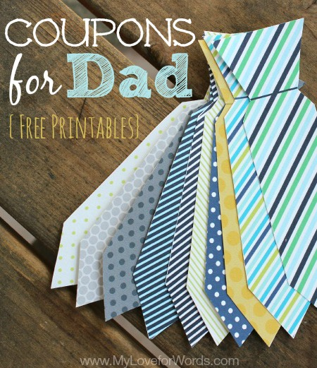 Father S Day Coupons