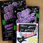 this year is gonna rock! free printable for back to school teacher gift