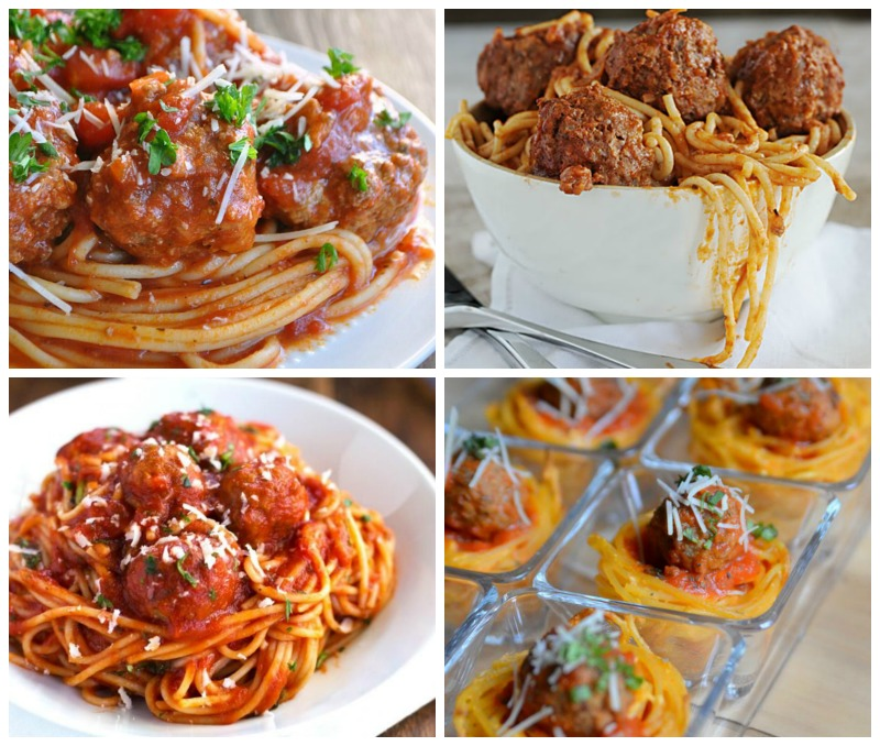spaghetti recipes